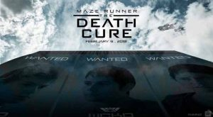 The Maze Runner: The Death Cure movie