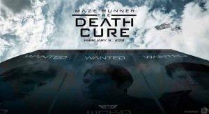 The Maze Runner 3 poster