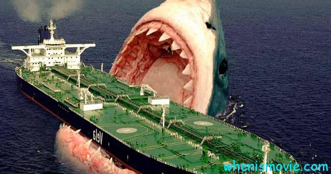 Giant shark