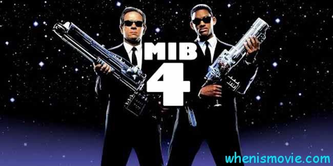 Men in Black 4 movie