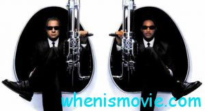 Men in Black 4 movie