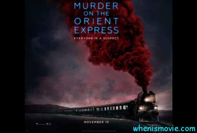 Murder on the Orient Expres movie