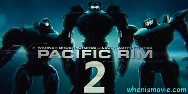 Pacific Rim 2 movie