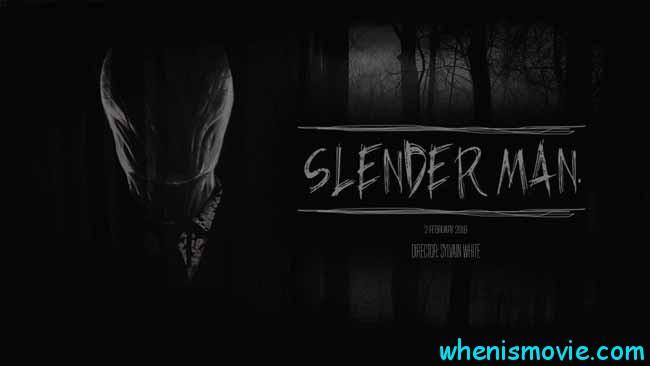 Slenderman movie 2018