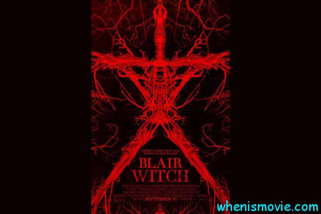 The Blair Witch Project 3 movie 2016
