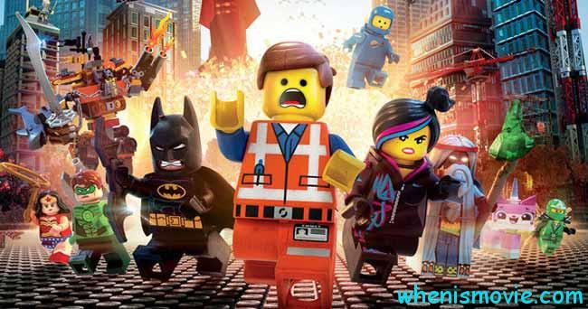 The Lego Movie 2 movie