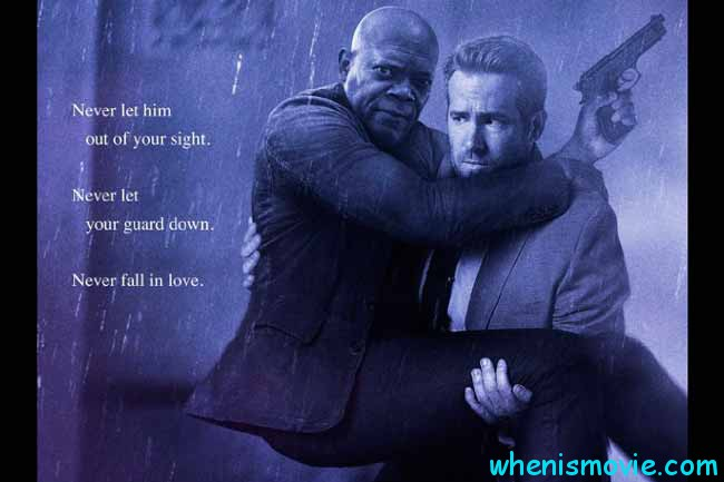 The Hitman's Bodyguard movie
