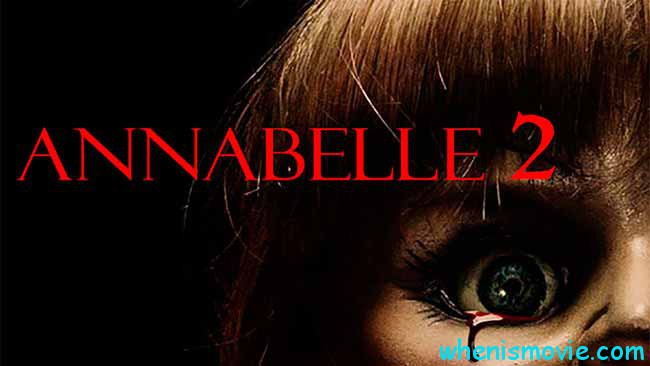 Annabelle 2 movie