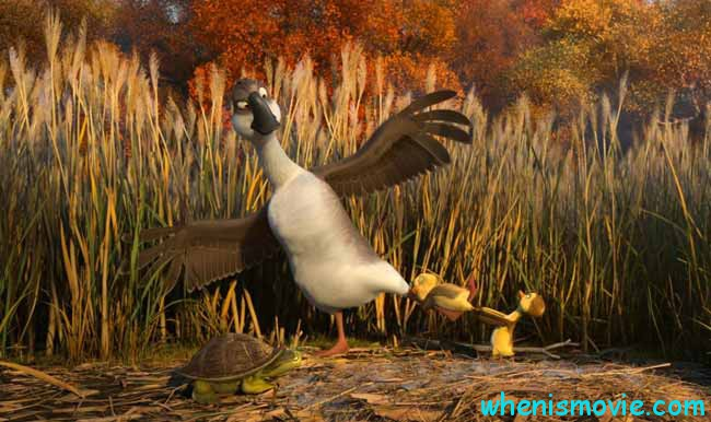Duck Duck Goose movie