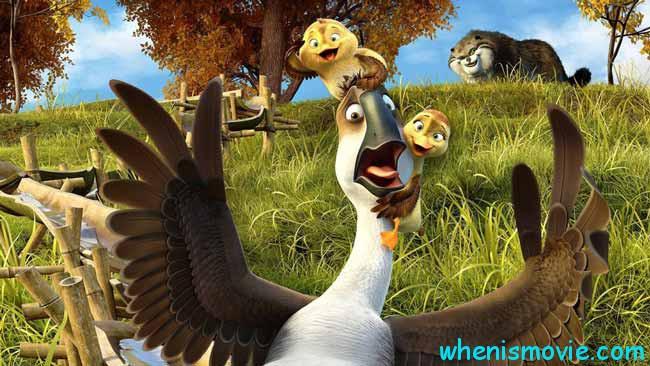 Duck Duck Goose movie 2018