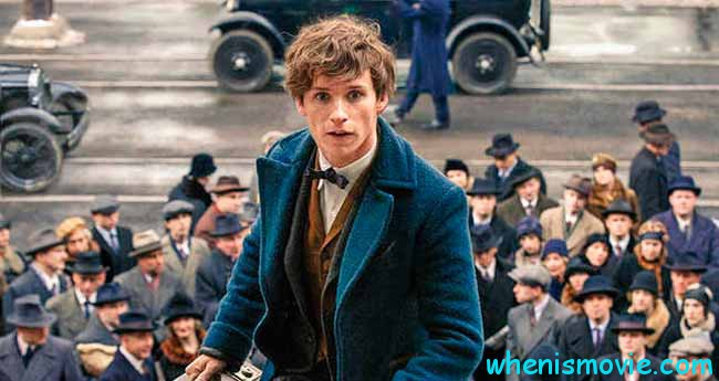 Fantastic Beasts and Where to Find Them 2  2018