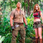 Jumanji movie trailer 2017
