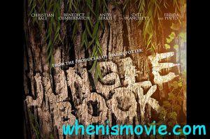 Jungle Book movie 2018