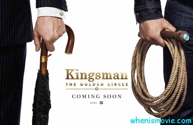 Kingsman: The Golden Circle movie