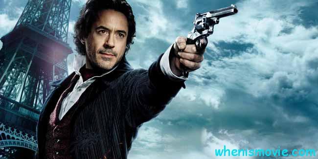 Sherlock Holmes 3 movie 2018