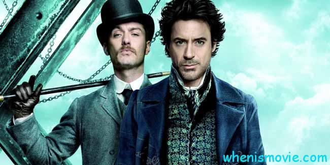 Sherlock Holmes 3 movie