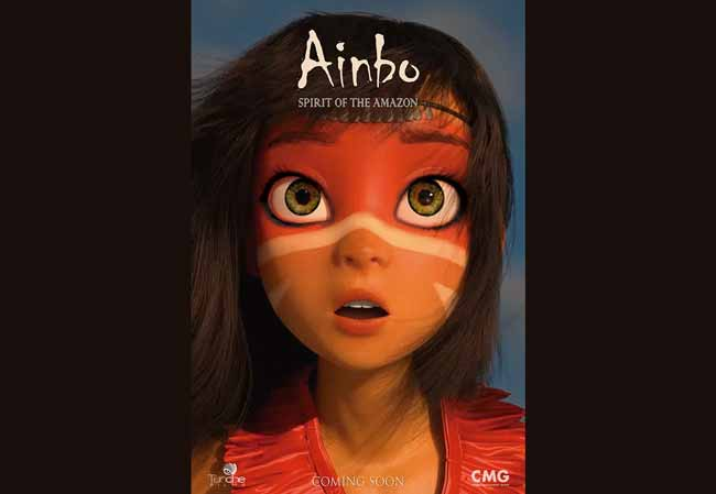 Ainbo - spirit of the Amazon