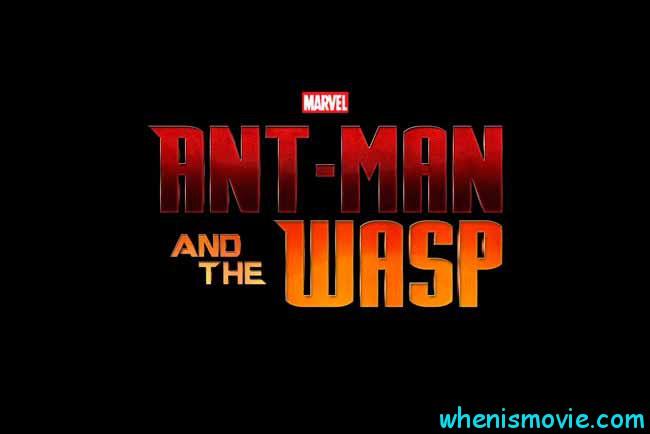 Ant-Man 2 poster