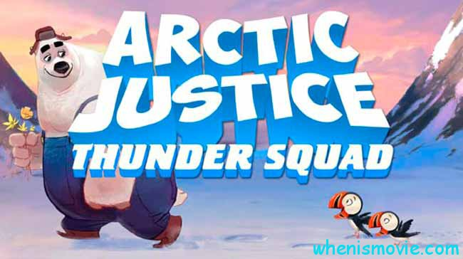 Arctic Justice animals