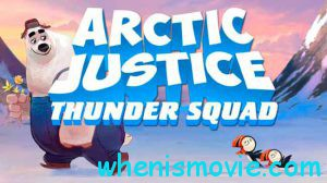 Polar Bear in Arctic Justice