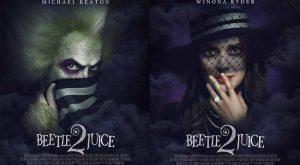Beetlejuice 2 poster