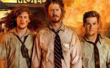 Adam Devine, Anders Holm, Blake Anderson in Game Over, Man!
