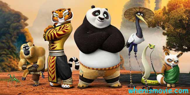 Kung Fu Panda and Co