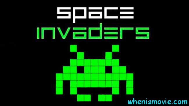 Space Invaders  poster