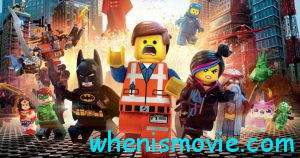The Lego Movie Sequel