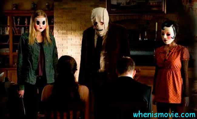 Strangers in Masks
