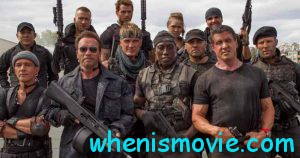 The Expendables Crew