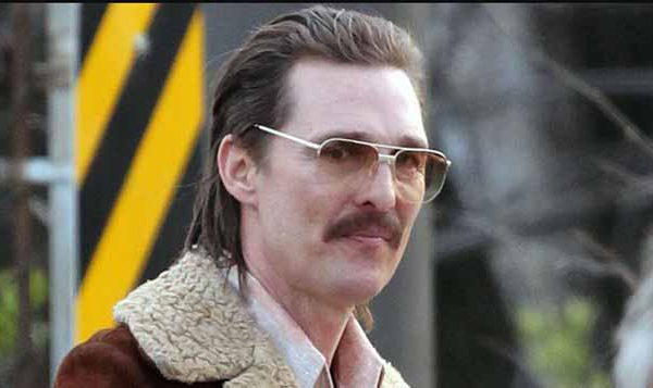 Matthew McConaughey in White Boy Rick