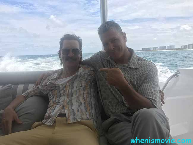 Matthew McConaughey in White Boy Rick