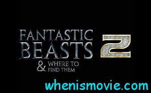 Fantastic Beasts and Where to Find Them 2 poster