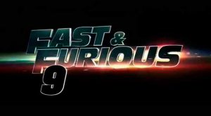Fast and Furious 9 poster