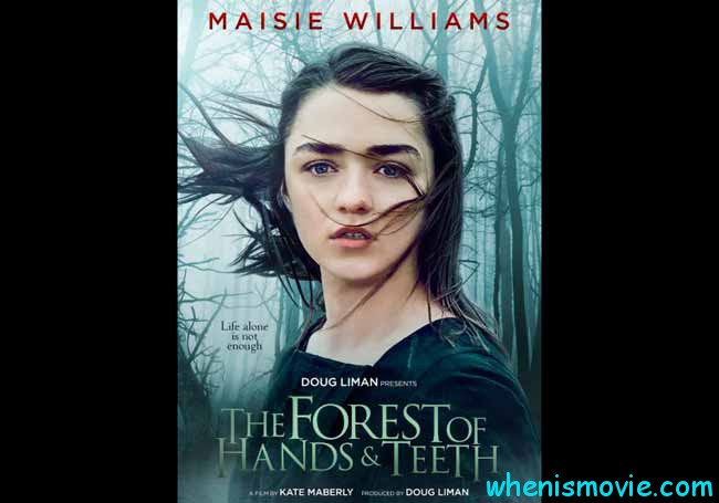 Maisie Williams in The Forest of Hands and Teeth