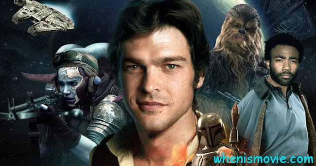 Alden Ehrenreich in Star Wars: Han Solo