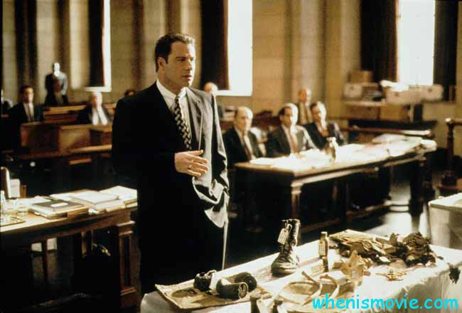 John Travolta in A Civil Action