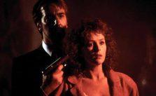 Alan Rickman and Bonnie Bedelia in Die Hard