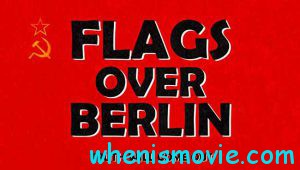 Flags Over Berlin Poster