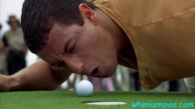 Gilmore and golf-ball