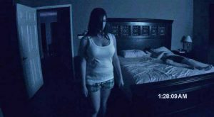 Katie Featherston in Paranormal Activity