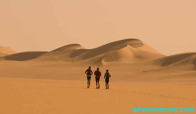 Running the Sahara