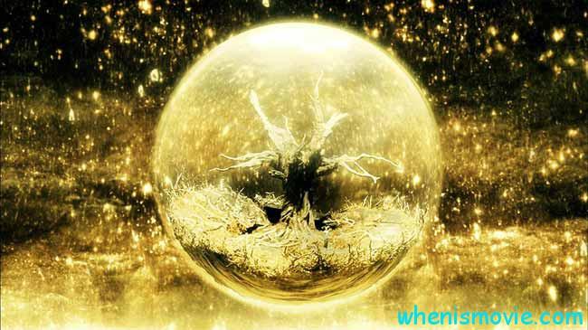 Tree in sphere