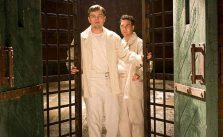 Leonardo DiCaprio and Mark Ruffalo in Shutter Island (2010)