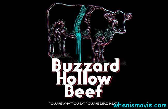Buzzard Hollow Beef poster