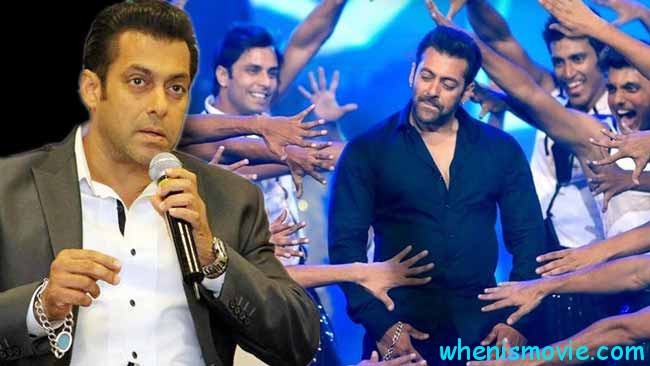 Salman Khan's Dancing Dad Movie On Hold