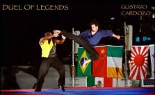 Isaac C. Singleton Jr. and Gustavo Cardozo in Duel of Legends