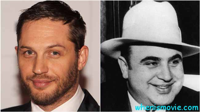 Tom Hardy in Fonzo