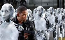 will smith in I, Robot 2